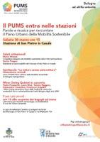 30/03/2019 San Pietro in Casale - Il PUMS entra nelle stazioni
