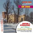 02/12/2018 Bentivoglio - Open day del Gusto. Speciale Natale del Festival del KmZero