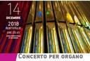 14/12/2018 Bentivoglio - Concerto per organo nella Parrocchiale di San Marino