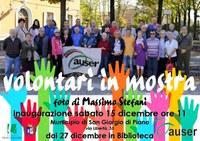 15/12/2018 San Giorgio di Piano - Volontari in mostra. Foto di Massimo Stefani