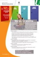 22/11/2018 Castel Maggiore - Verso la scelta: ciclo di incontri per aiutare le famiglie nella scelta della scuola secondaria di secondo grado