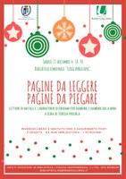 22/12/2018 San Giorgio di Piano - Pagine da leggere, pagine da piegare: letture e laboratorio di origami per bambine e bambini dai 4 anni