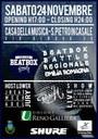 24/11/2018 San Pietro in Casale - Beatbox battle regionale Emilia-Romagna. Evento alla Casa della Musica