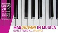 01-02/06/2019 San Pietro in Casale - Maggiovani in musica... quest'anno a giugno