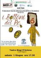 01/06/2019 Castel Maggiore - I bottoni del re.