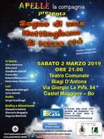02/03/2019 Castel Maggiore - Sogno di una Nottingham di terza età