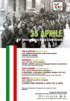 02-04-09-10/04/2019 Argelato, Bentivoglio e Castel Maggiore - Il 25 aprile nei film e nelle immagini delle Teche Rai e dell'Istituto Luce. 74° Anniversario della Liberazione