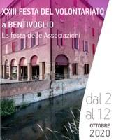02-05-06-12/10/2019 Bentivoglio - XXIII Festa del volontariato di Bentivoglio. la festa delle Associazioni