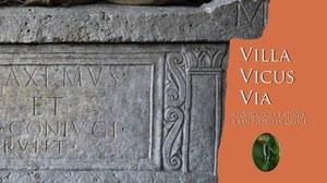 03/02/2019 San Pietro in Casale - Villa Vicus Via. Visita guidata e laboratorio per bambini del Gruppo Archeologico Il Saltopiano