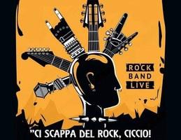 03/07/2019 Galliera - Ci Scappa del Rock Ciccio! Un mercoledì da Leoni