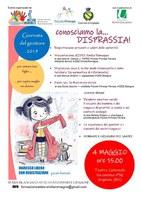 04/05/2019 Argelato - Conosciamo la disprassia! Giornata del Genitore 2019