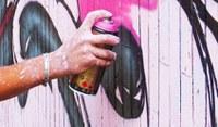 05/07/2019 San Pietro in Casale - Futura a colori. Inaugurazione del murales del laboratorio di writing