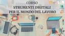 08/04-03/06/2019 Castel Maggiore - Gli strumenti digitaliper il mondo del lavoro. Corso gratuito