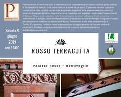 08/06/2019 Bentivoiglio - Rosso terracotta. Laboratorio a Palazzo Rosso