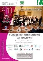 09-10/03/2019 Castel Maggiore - Concerti di chiusura del 4° Premio Alberghini