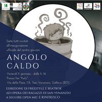 11/01/2019 Galliera - Angolo caldo. Inaugurazione del nuovo centro giovani di Galliera