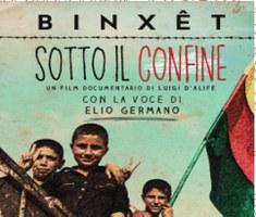 11/11/2019 San Giorgio di Piano - Binxêt - Sotto il confine. Un appuntamento speciale di Doc in tour per parlare del popolo curdo