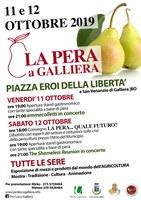 11-12/10/2019 Galliera - La pera a Galliera