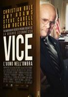 12/02/2019 San Pietro in Casale -  VICE - L'uomo nell'ombra. Un appuntamento di Pomeriggio al cinema