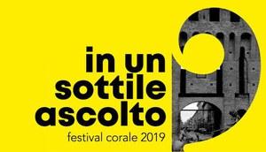 12/06/2019 San Giorgio di Piano - UN CORO DI LETTORI E LETTRICI. Un evento del festival corale In un sottile ascolto