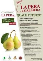 12/10/2019 Galliera - La pera... quale futuro? Convegno