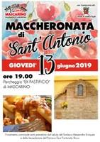13/06/2019 Castello d'Argile - Maccheronata di Sant'Antonio