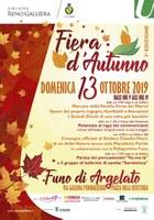 13/10/2019 Argelato - Fiera d'autunno. A Funo di Argelato