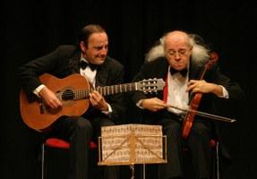 13/12/2019 Bentivoglio - Classica for Dummies (Musica per scriteriati). Spettacolo di musica e comicità