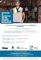 14-19-21-26/02/2019 Castel Maggiore - Recruiting day del settore logistica e produzione