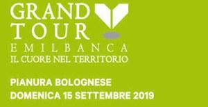 15/09/2019 Sedi diverse - Grand Tour Emilbanca. Pianura Bolognese.