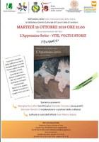 15/10/2019 Argelato - L'Appennino ferito - Vite, volti e storie. Un evento della Festa internazionale della Storia