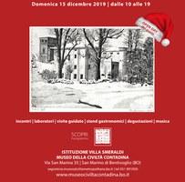 15/12/2019 Bentivoglio - Open Day del Gusto, sapori e atmosfere del Natale