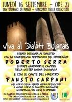 16/09/2019 San Giorgio di Piano - Viva al Dialàtt Bulgnais