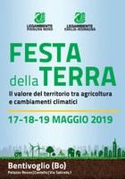 17-19/05/2019 Bentivoglio - La Festa della Terra.  Il valore del territorio tra agricoltura e cambiamenti climatici