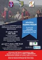 17 e 21/10/2019 Bentivoglio - Memorial Marino Perani