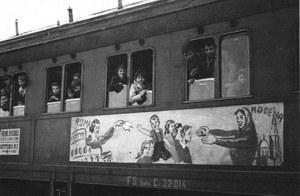 18/01/2019 Castel Maggiore - Pasta nera. Un film e un libro a ricordare i treni della solidarietà nell'Italia del Dopoguerra