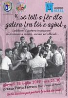 18/07/2019 San Giorgio di Piano - San Giorgio Narra