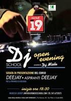 19/11/2019 San Pietro in Casale - DJ open evening. Presentazione del corso per aspiranti deejay