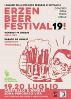 19-20/07/2019 Castello d'Argile - Erzen Beer Festival 2019
