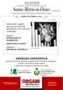 20/09/2019 Bentivoglio - Angelici Concentus. XXI edizione della rassegna organistica