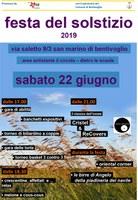 22/06/2019 Bentivoglio - Festa del solstizio 2019