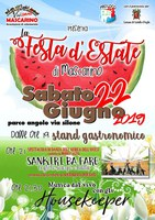 22/06/2019 Castello d'Argile - Festa dell'estate
