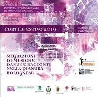 23/05-19/07/2019 Bentivoglio - XXIII Festival internazionale di musica da camera