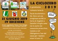 23/06/2019 Argelato e Castello D'argile - La Ciclozero. Biciclettata a Km. Zero