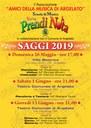 26/05-1-13/06/2019 Argelato. Saggi degli allievi corsi di musica e canto