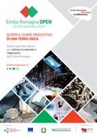 26-29/09/2019 Sedi varie - Emilia-Romagna OPEN