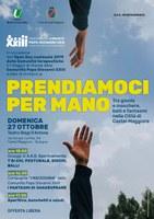 27/10/2019 Castel Maggiore - Prendiamoci per mano. Tra giochi e maschere, balli e fantasmi...