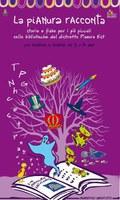 30/11/2019 Bentivoglio - Le storie di cuoco Gustavo. Narrazione in biblioteca per bambini di 3-8 anni