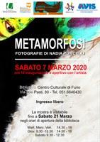 07/03/2020 Argelato - Metamorfosi. Mostra fotografica, per la Festa internazionale della Donna