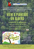 14/03/2020 Castello d'Argile - Vieni a piantare un albero! Un evento di M'illumino di Meno - ANNULLATO (ma non del tutto...)